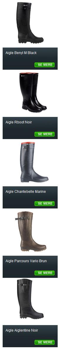 163d8d57b8d Aigle Gummistøvler - Hurtig online shopping til den rigtige pris